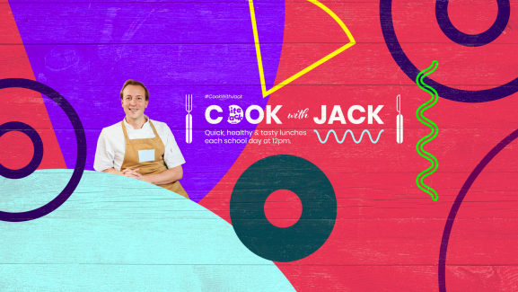 COok with Jack header